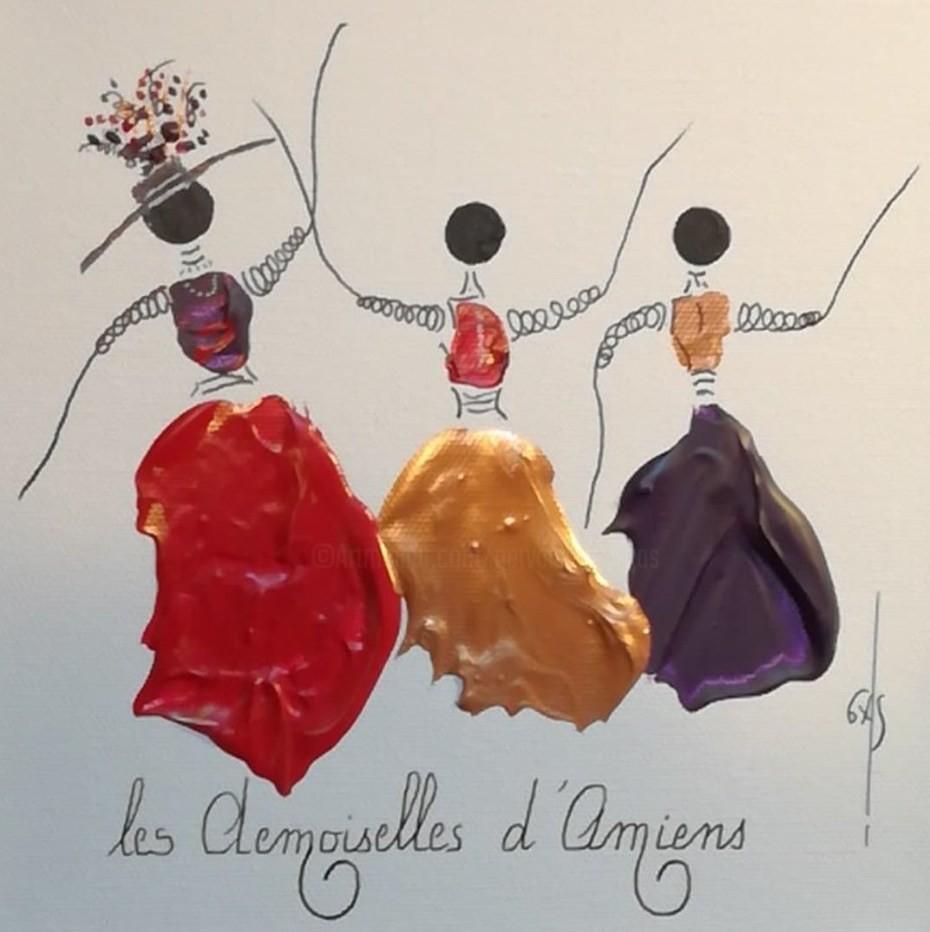 Gas - Les Demoiselles d'Amiens - La Valse des Sophie