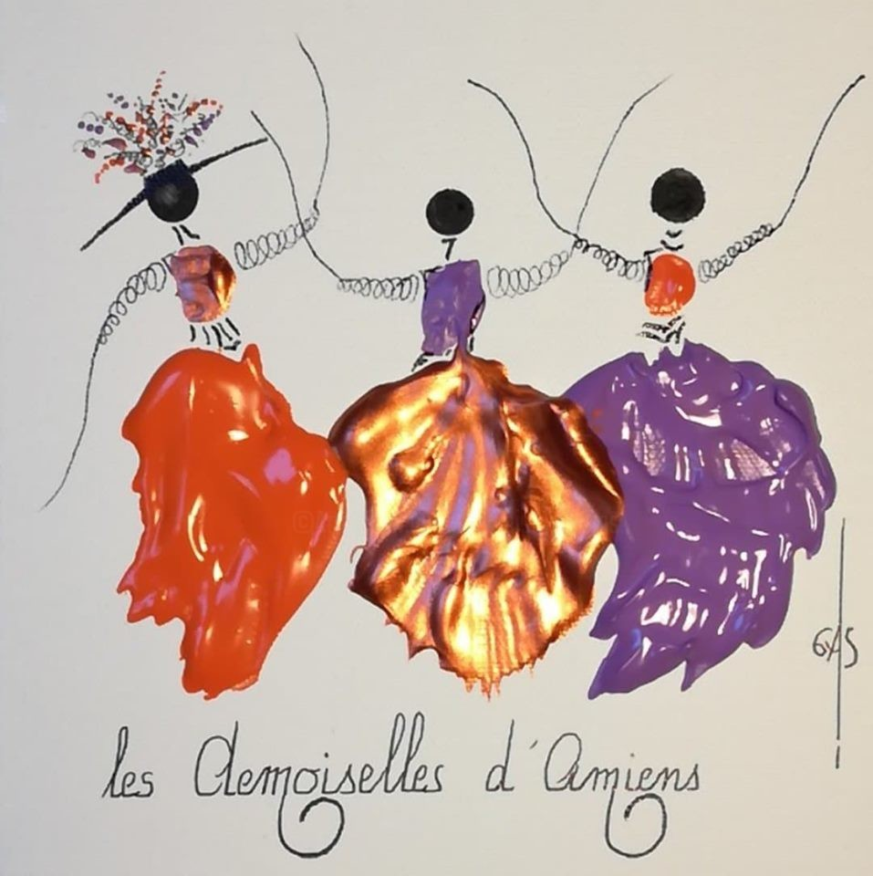GAS - Les Demoiselles d'Amiens - Joséphine -