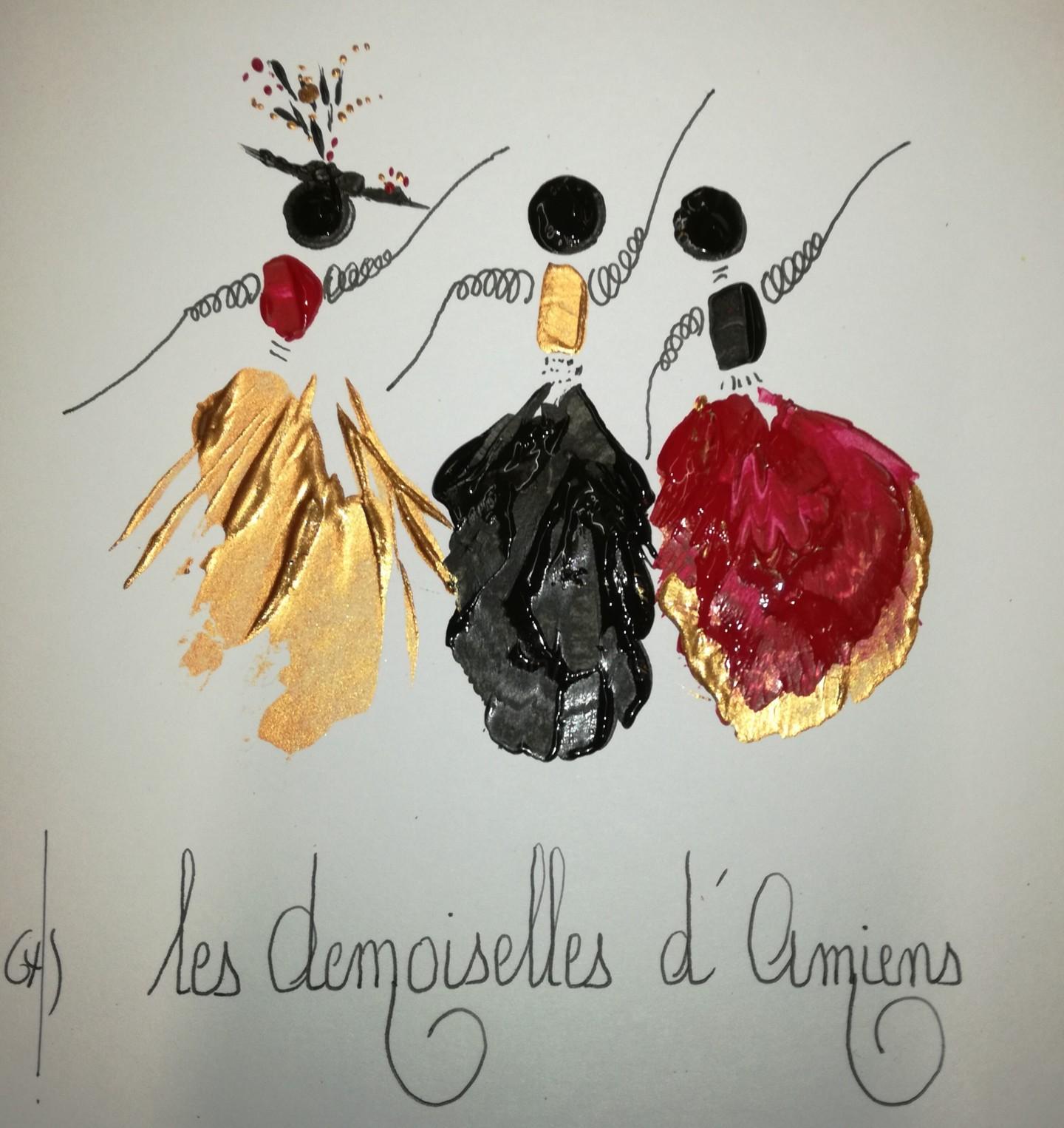 GAS - Les Demoiselles  d'Amiens