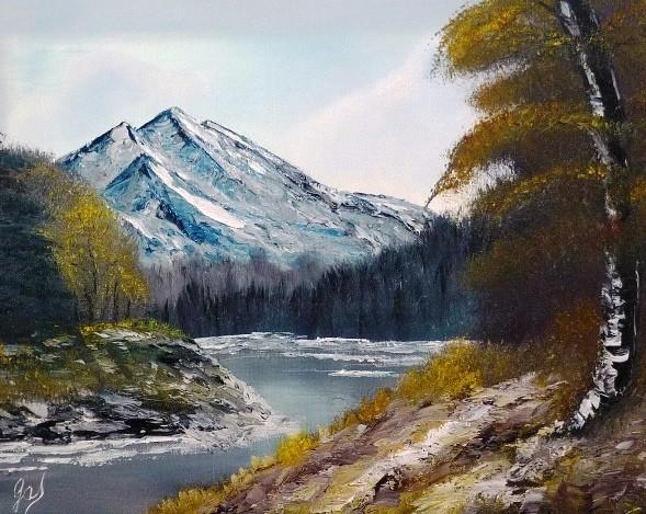 GAS - La Montagne Bleue