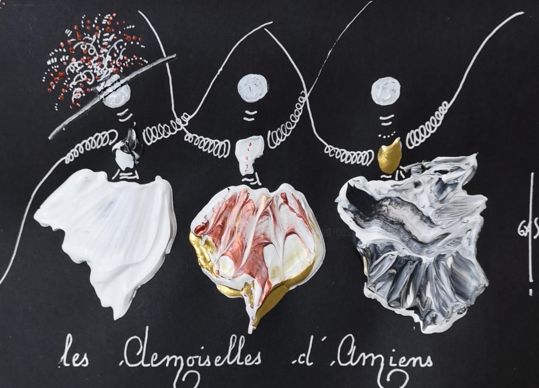 Gas - Les Demoiselles d'Amiens -  réf E2020.02.01