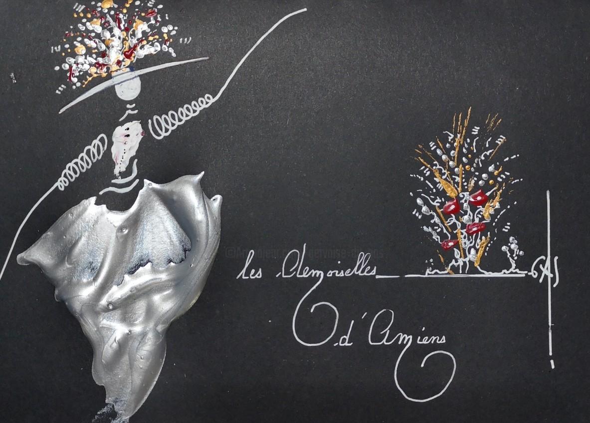 Gas - Les Demoiselles d'Amiens -  réf E2020.02.26
