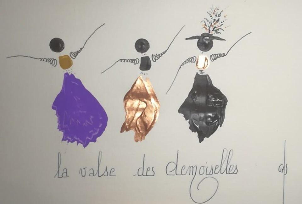 Gas - Les Demoiselles d'Amiens -  réf E250919A