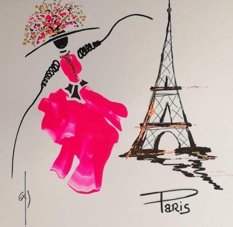 Gas - Les Demoiselles à Paris