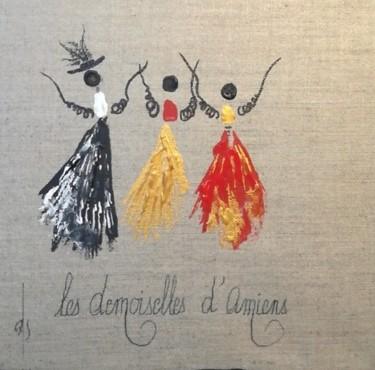 Les Demoiselles d'Amiens - Réf 010919