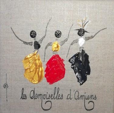 Les Demoiselles d'Amiens - Réf T20191004C1 .