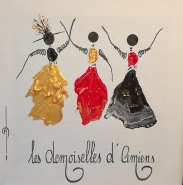 Les Demoiselles d'Amiens -  réf T20191004A1 6