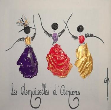 Les Demoiselles d'Amiens - réf T20191004B1-