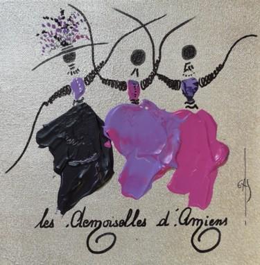 Les Demoiselles d'Amiens -  Valse N° T 2020.05.30 -