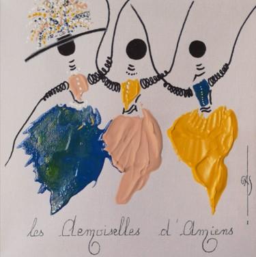 Les Demoiselles d'Amiens -  Valse N° T20191004 -sur commande