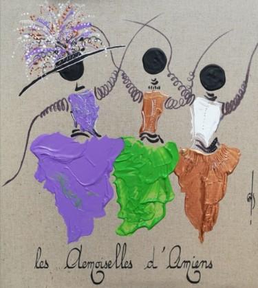 Les Demoiselles d'Amiens - réf T20200110