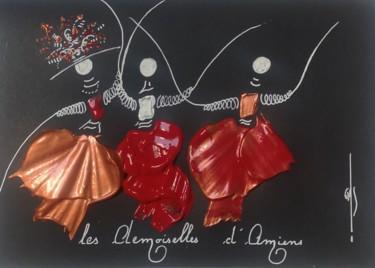 Les Demoiselles d'Amiens - Réf : E2020.02.05 LDA