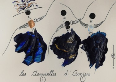 Les Demoiselles d'Amiens -  réf E2020.02.19