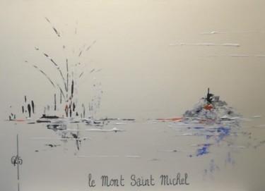 Esquisse - Le Mont Saint Michel