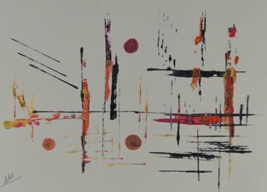 Abstrait  - Réf E2017.01.12