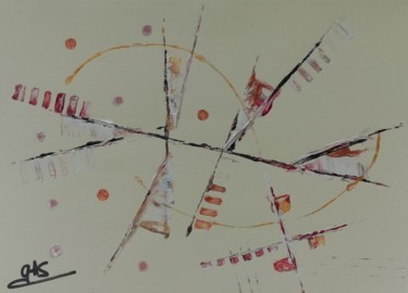 Abstrait  - Réf E2017.01.08